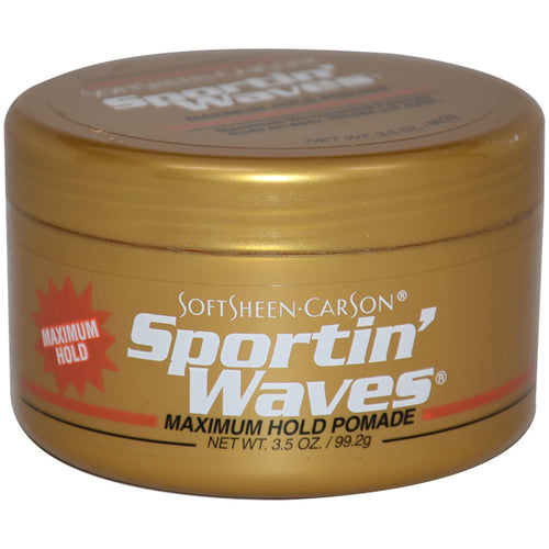 Sportin' Waves Maximum Hold Gel Pomade