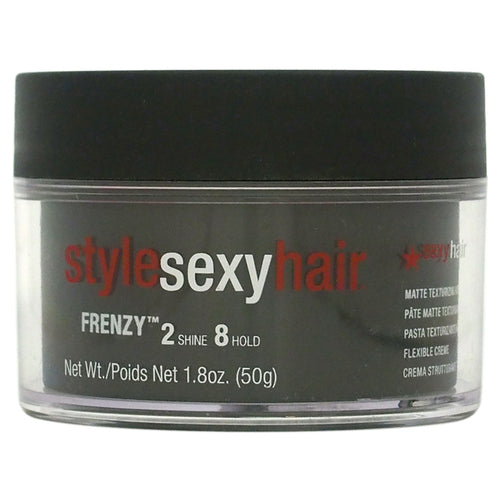 Style Sexy Hair Frenzy Matte Texturizing Paste 1.8 oz Paste
