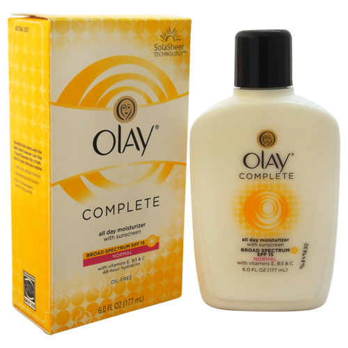 Olay Complete All Day UV Moisturizer SPF 15