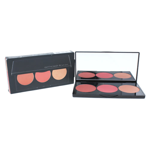 L.A. Lights Blush & Highlight Palette - Culver City Coral