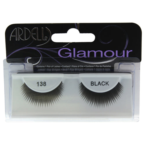 Glamour Lashes - # 138 Black