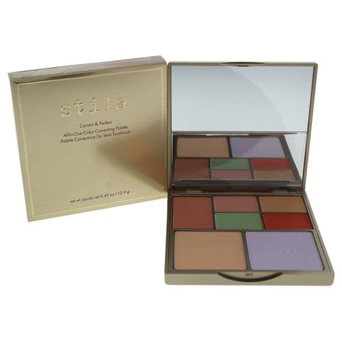 Correct & Perfect All-In-One Color Correcting Palette 0.46 oz Palette