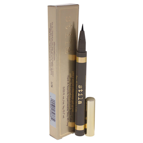 Stay All Day Waterproof Brow Color - Medium 0.02 oz Eyebrow