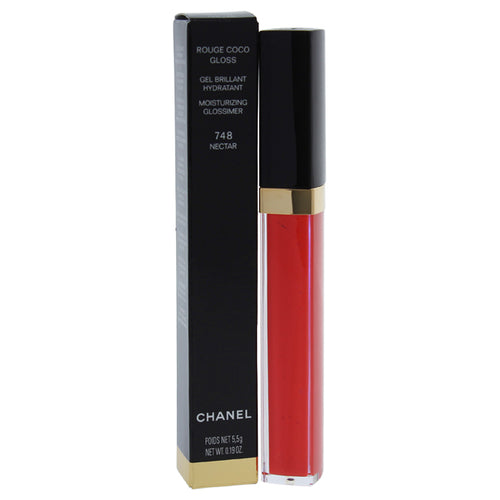 Rouge Coco Gloss Moisturizing Glossimer - # 748 Nectar