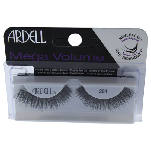 Mega Volume Lash - # 251 Black