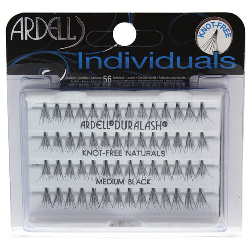 DuraLash Individuals Naturals Lashes Set - Medium Black
