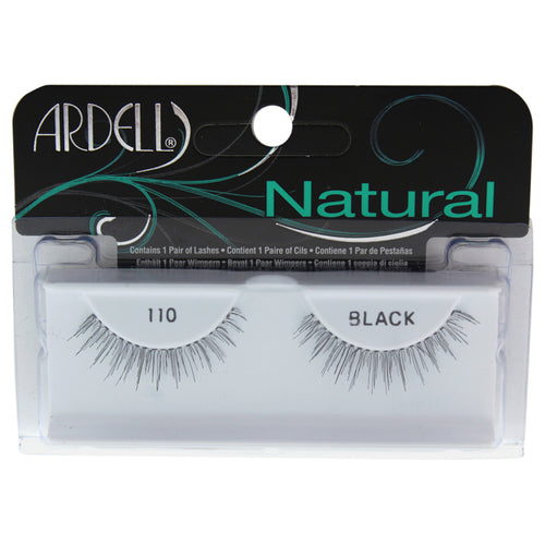 Natural Lashes - # 110 Black