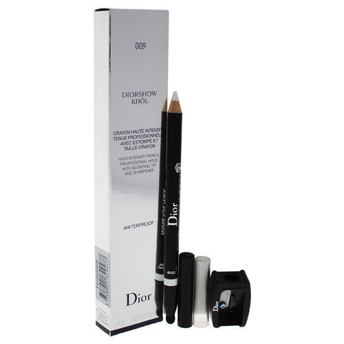Diorshow Khol Pencil Waterproof With Sharpener - # 009 White Khol