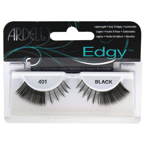 Edgy Lashes - # 401 Black