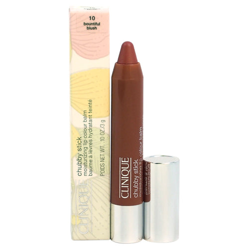 Chubby Stick Moisturizing Lip Colour Balm - # 10 Bountiful Blush 0.1 oz Lipstick
