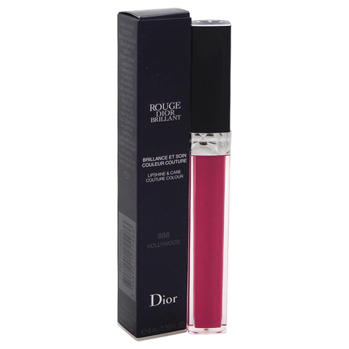 Dior Rouge Brillant Lip Gloss - # 688 Hollywood