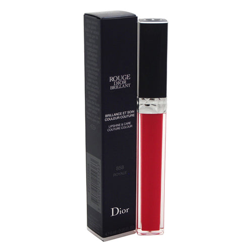 Dior Rouge Brillant Lip Gloss - # 858 Royale