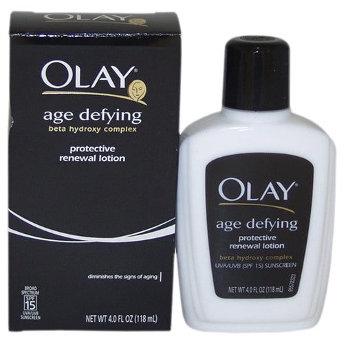 Age Defying Protective Renewal Lotion