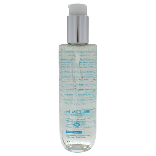Biosource Eau Micellaire Total & Instant Cleanser Make-Up Remover