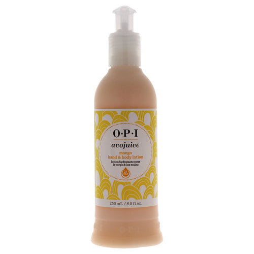 Avojuice Mango Hand & Body Lotion