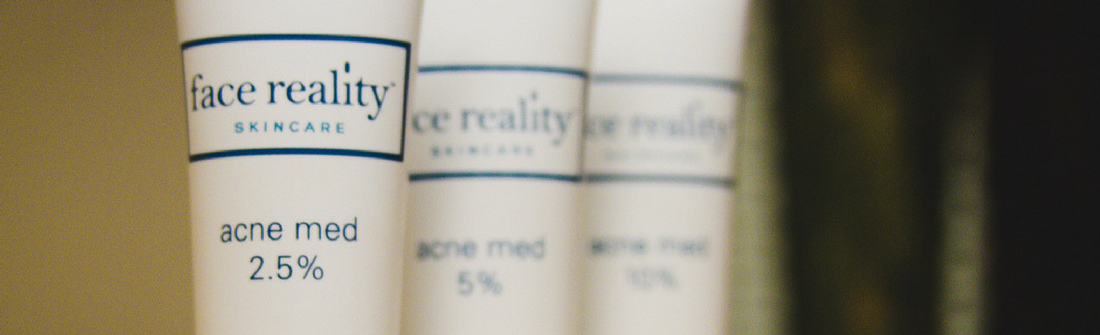 The Power of Benzoyl Peroxide – Face Reality Skincare