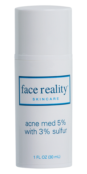 5% Acne Med with 3% Sulfur