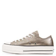 Load image into Gallery viewer, Converse Chuck Taylor All Star Lift Metallic Leather Low Top 562776C