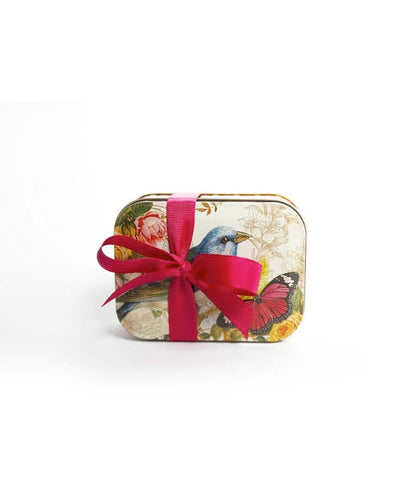 Easter Strawberry Biscuit Tin