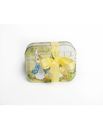 Easter Bird Tin Pink