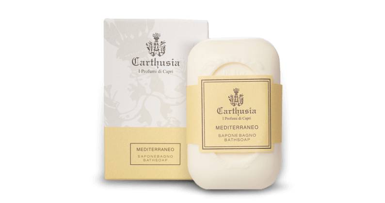 MEDITERRANEO SOLID SOAP 125 g (4.4 oz.)