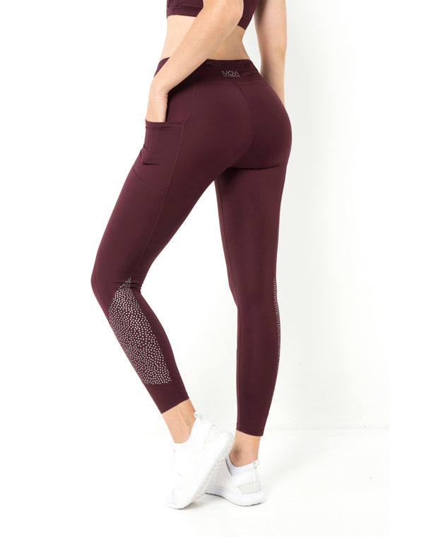 Lola Mulberry Leggings