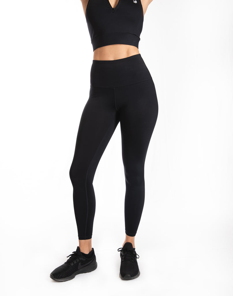 Black Ultra+ Leggings