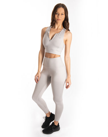 Grey Ultra+ Leggings