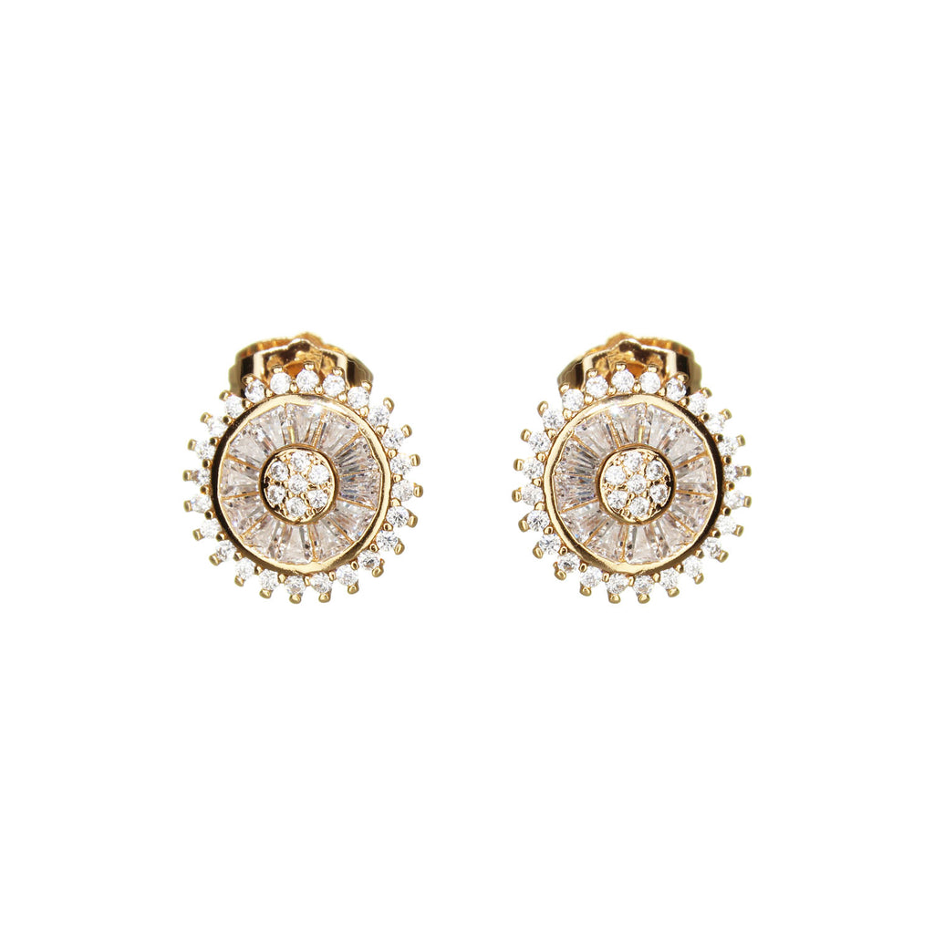 UrbnStyl - Finest AD Earring in Rosegold