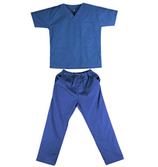 NHS scrubs made by dog accessory company