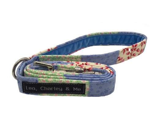 Sally-May Patchwork Dog Lead