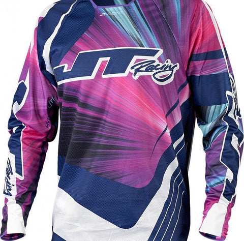 Hyperlite Magneto Jersey Purple