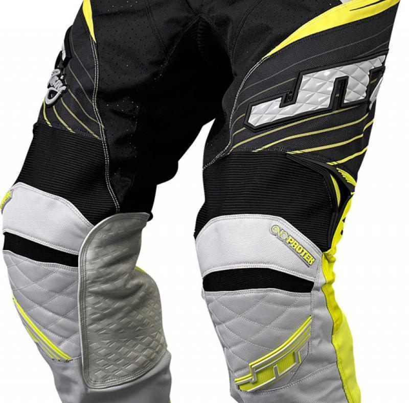 Protek Subframe Pants Black-Grey-Neon