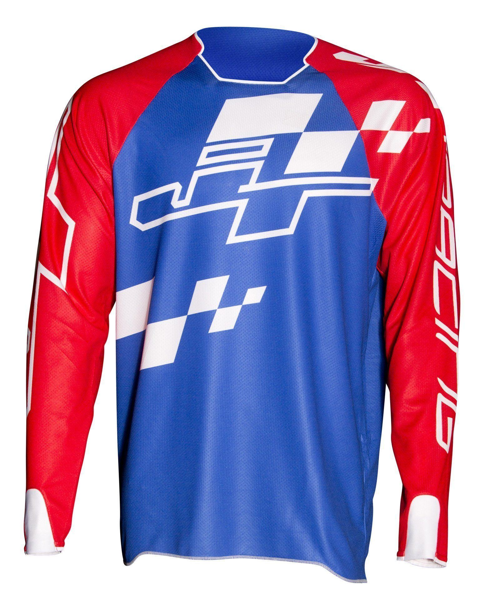 Hyperlite Checker RWB Jersey