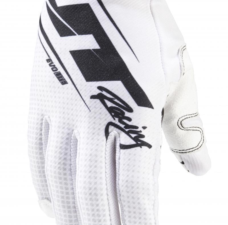 Youth Slasher Glove White/Black