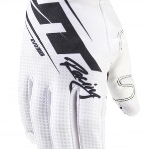Youth Slasher Glove White/Black Gloves Trusport S