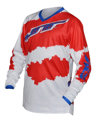 Youth Flex Ripper Jersey RWB Youth Riding Jersey Trusport S