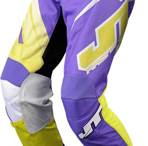 Youth Voltage Pants Purple/Yellow
