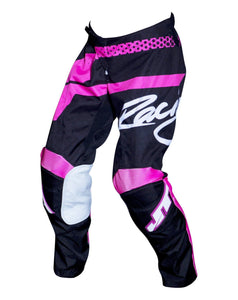 Youth Flex Hi-Flo Black/Pink Pant Youth Riding Pant Trusport 22