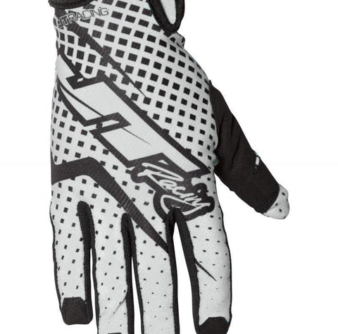 Pro-Fit Glove White/Black