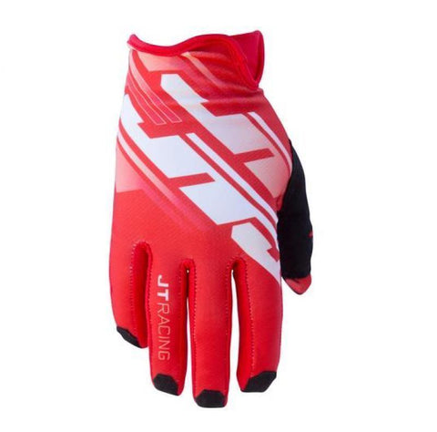 Pro-Fit Tracker Glove Red/White