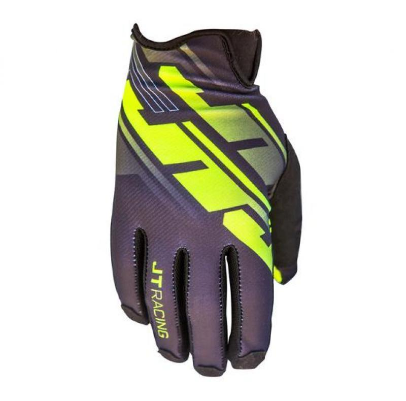 Pro-Fit Tracker Glove Black/Neon Yellow