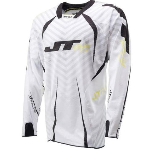 Protek Fader Jersey White-Black-Yellow