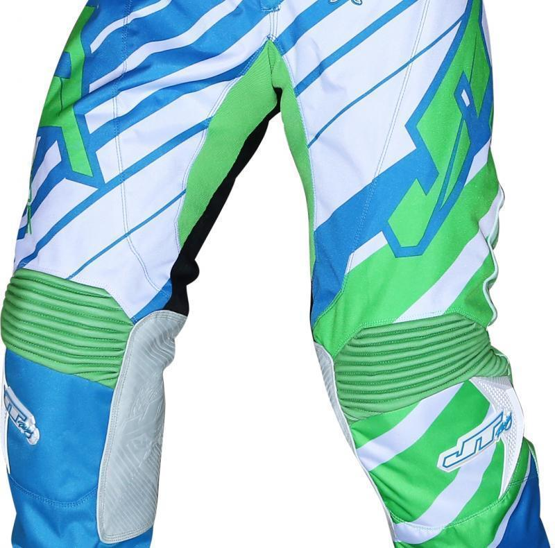 Hyperlite Remix Pants Cyan/Green