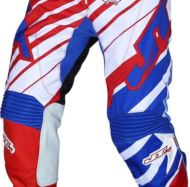 Hyperlite Remix Pants Red-White-Blue Riding Pant Trusport 32