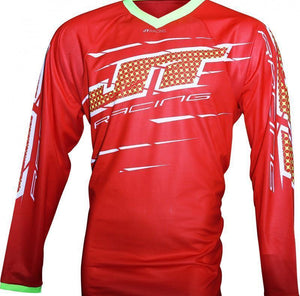 Flex Slasher jersey Red/Yellow Riding Jersey Trusport S