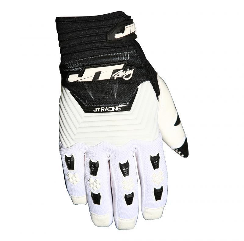 Throttle Glove Black/White