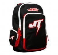 Voltage Back Pack Back-Pack JT Racing Black/Red