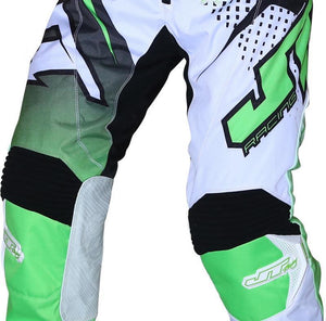 Hyperlite Voltage Pants Black/Green Riding Pant Trusport 28