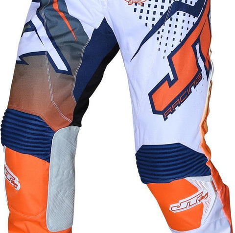 Hyperlite Voltage Pants Blue-Orange-White